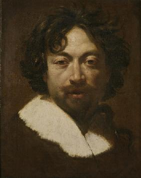 Simon Vouet / Self-portrait / Painting