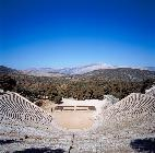 The Theatre of Epidaurus, c.4th-3rd century BC (photo)