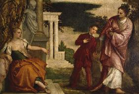 Veronese / Youth Virtue Vice / 16th cen.