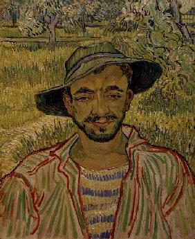 V.van Gogh, The Gardener / Paint./ 1889