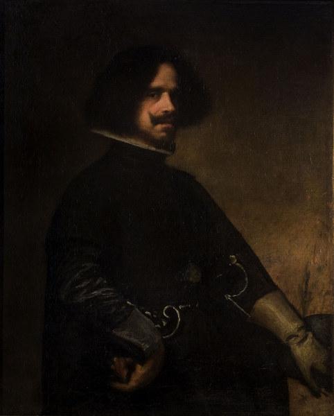 Velasquez / self portrait - Diego Rodriguez de Silva y Vel ... Velazquez Self Portrait