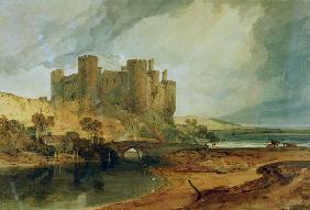 W.Turner, Conway Castle