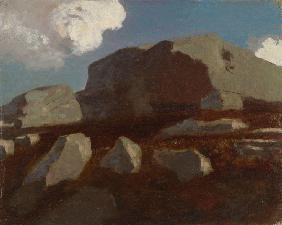 Landscape with Rocks, near Royan
