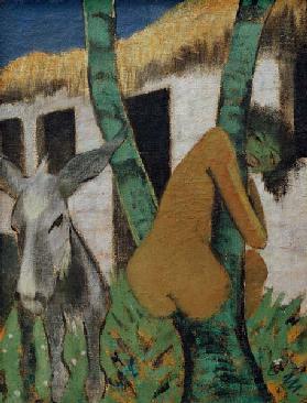 Birth of the Son of God (Te Tamari no At Paul Gauguin as
