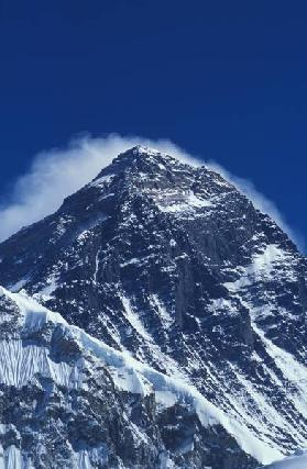 Mighty Mt Everest