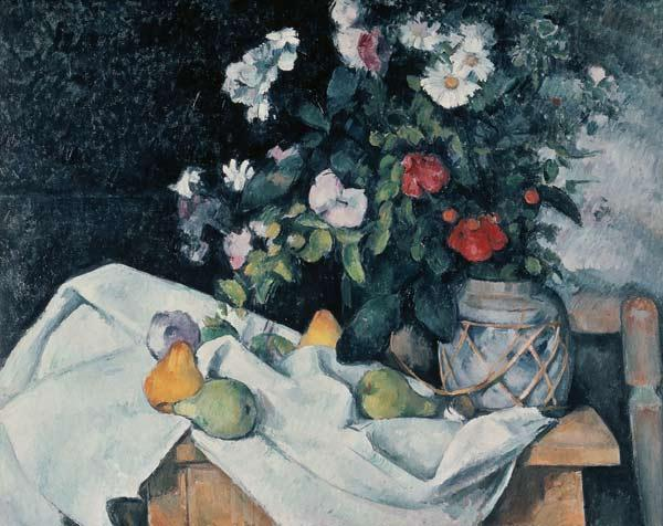 Still-life with Flowers ...