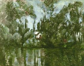 House on the Banks of the Marne