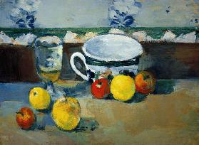 Cup, Glass & Fruit II