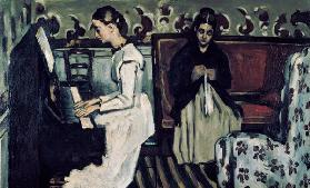 Girl at the Piano (Overture to Tannhauser)