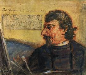 Portrait of Paul Gauguin