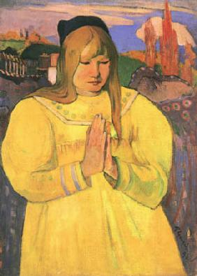 Praying Breton