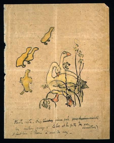 research paper on paul gauguin Paul gauguin is one of the most significant french artists to  of portraits and figures suggesting paper dollsthese and other artistic manipulations of the .