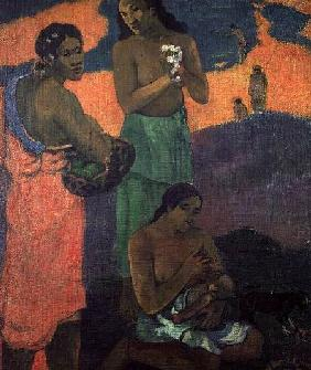Maternity, or Three Women on the Seashore