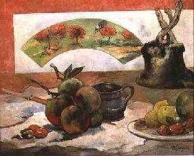 Still Life with a Fan