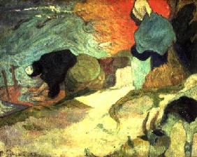 Washerwomen of Arles