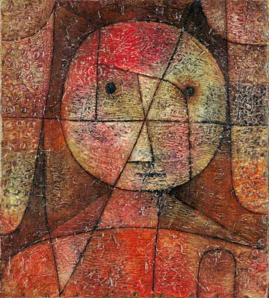 drawn paul klee as art print or hand painted oil. Black Bedroom Furniture Sets. Home Design Ideas