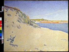 The Beach at Saint-Briac. Op. 212 (Sandy seashore)