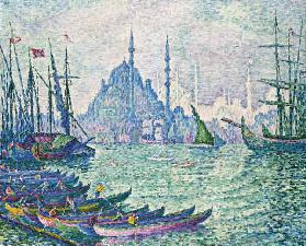 The Golden Horn, Minarets