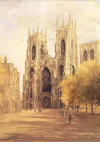 York minster order of service