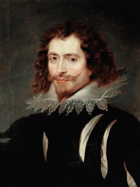 Portrait of George Villiers (1592-1628) 1st Duke of Buckingham