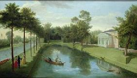 The Water Gardens of Chiswick House