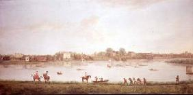 The Thames at Twickenham