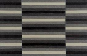 Striped Triptych No.4
