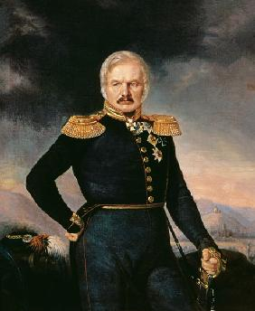 Portrait of General Alexei Ermolov (1816-27)