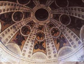Detail of the dome