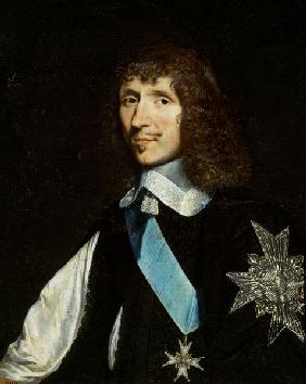 Leon Bouthilier (1608-52), Count of Chavigny