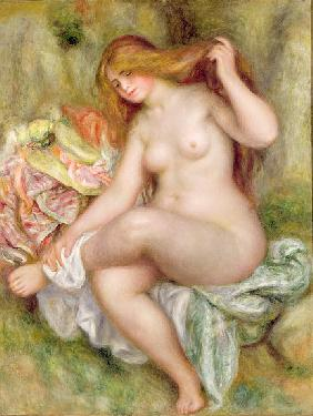 Seated Bather, 1903-06
