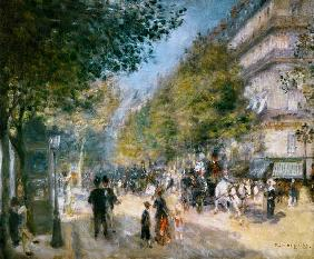 The Big Boulevards 1875
