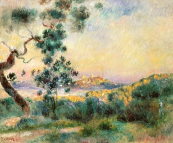 View of Antibes. 1892/1893
