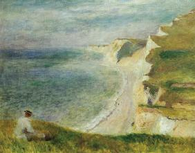 Cliffs at Pourville