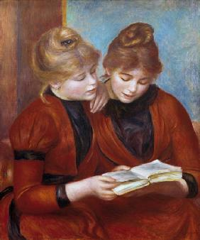 Renoir / The two sisters / 1889