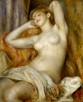 The Sleeping Bather 1897