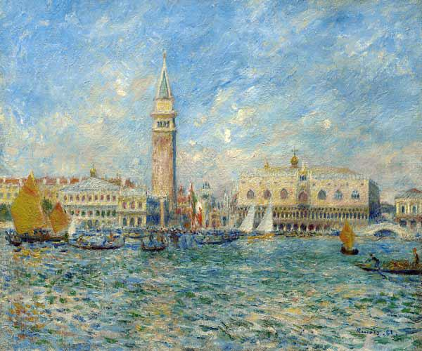 Venice (The Doge�s Palace)