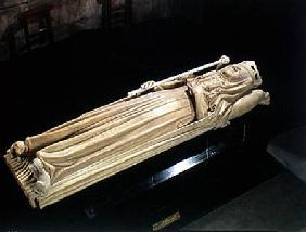 Tomb of Isabella of Bavaria (1371-1435)