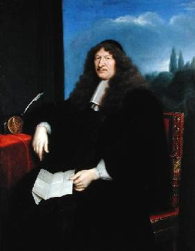 Jacques Tubeuf (1606-70) President of the Chambre des Comptes