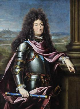 Louis XIV, King of France (1638-1715)