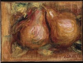 Pears, c.1915 (oil on canvas