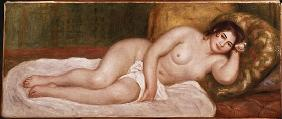 Reclining Bather