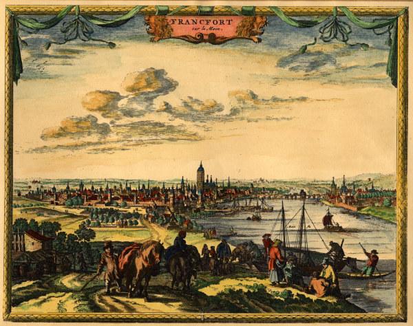 Frankfurt am Main , Pieter van der Aa - Pieter van der Aa as art ...