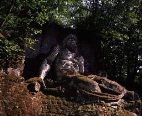 Neptune, from the 'Parco dei Mostri'