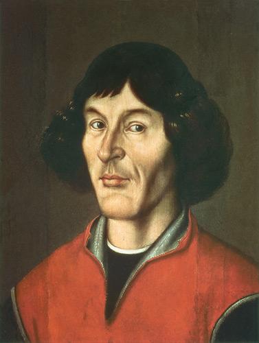 Portrait Of Nicolaus Copernicus 1473 15 Pomeranie As