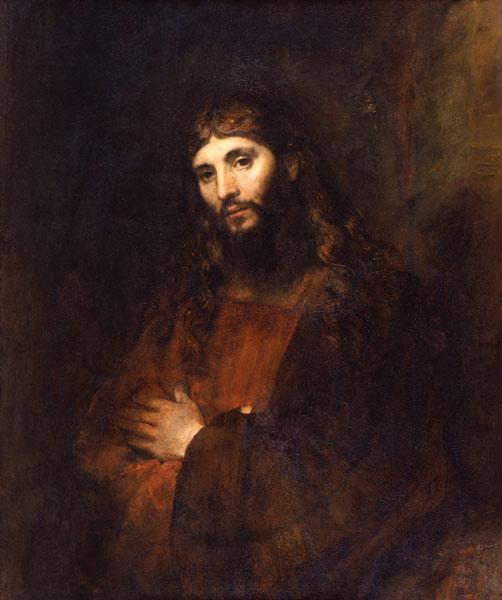 Christ with Arms Folded