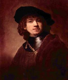 Self-portrait as a juvenile