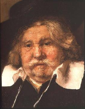 Detail of a Portrait of an old man