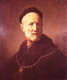 Portrait of Rembrandt's Father