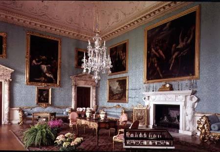 The Drawing Room (photo) - Robert Adam as art print or hand ...